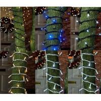 Уличная светодиодная гирлянда нить (КАУЧУК)