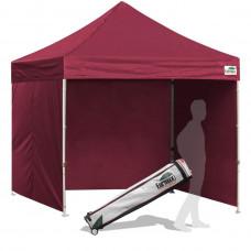 Беседки павильоны палатки 3х3 раздвижной павильон торговый Зеленый
